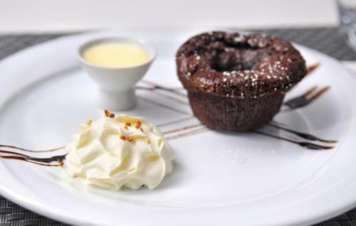 dessert chocolat